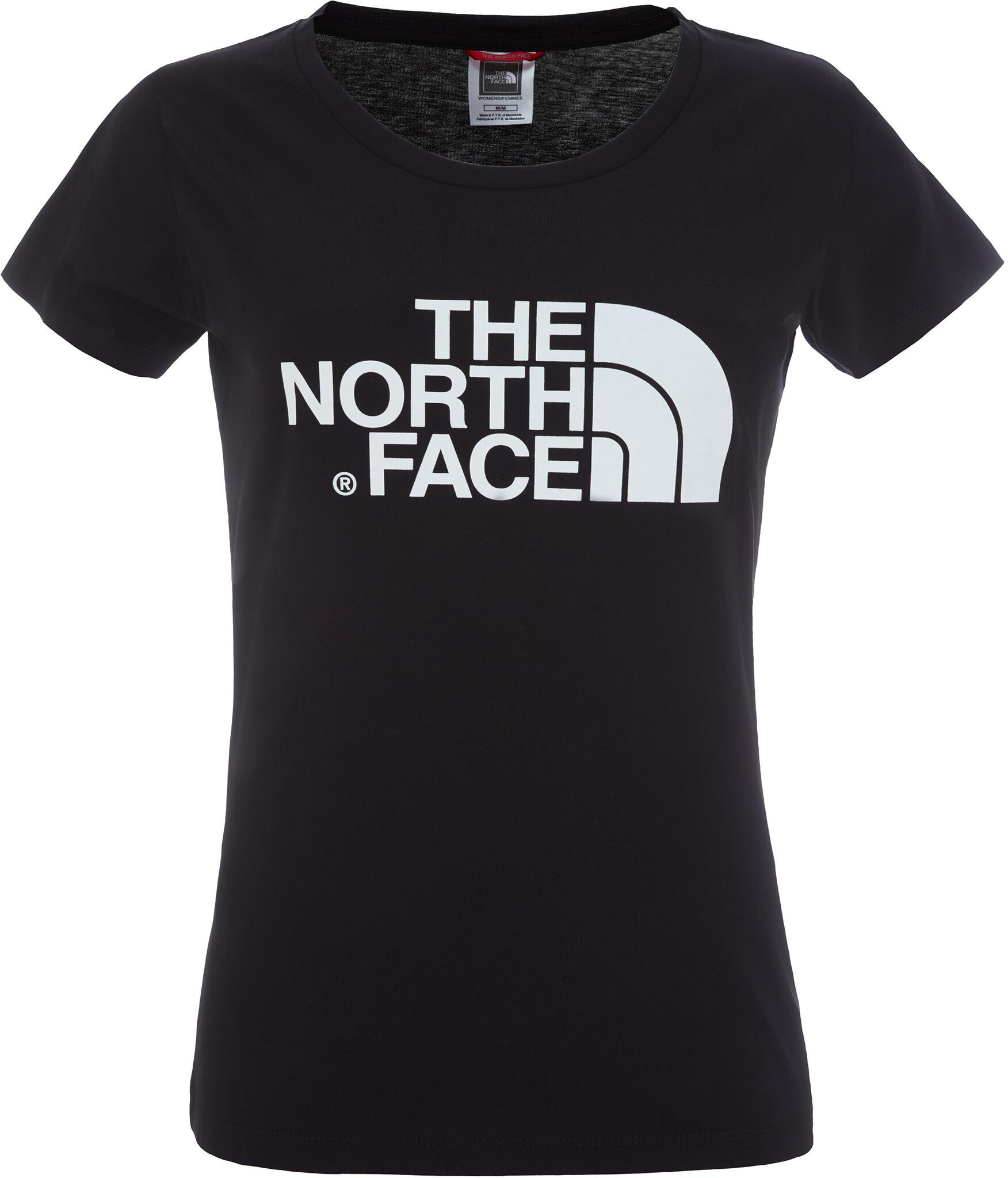 The North Face Easy Naiset Lyhythihainen paita  5a3d03250b